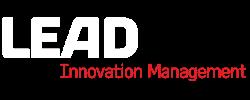 Logo LEAD weiss