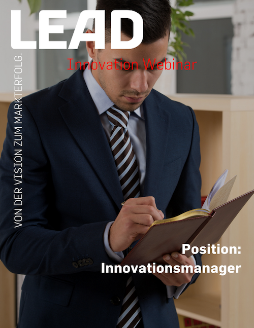 Position Innovationsmanager
