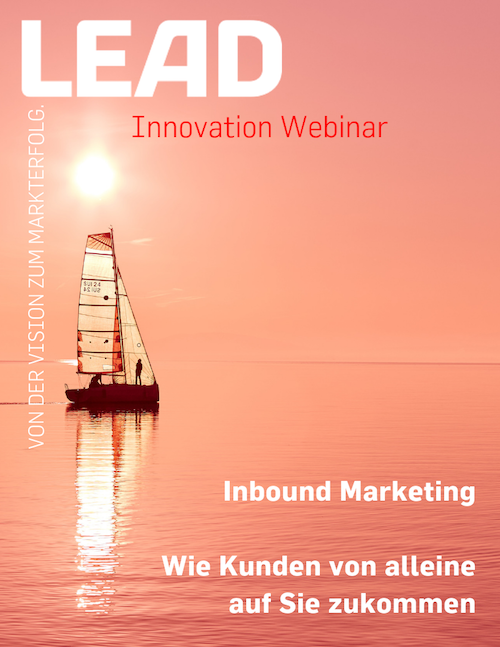 Innovation Webinare Inbound Marketing