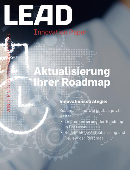 Roadmap Aktualisierung