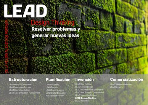 Carpeta del producto LEAD Design Thinking 2019