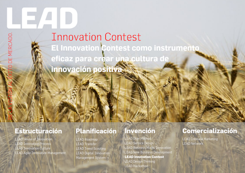 Carpeta del producto LEAD Innovation Contest 2019